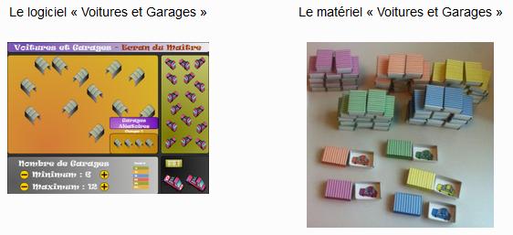 voitures et garages