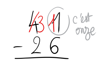 soustraction posee2